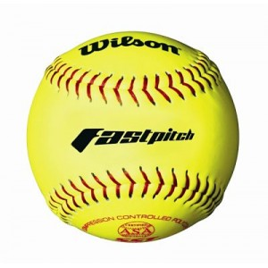 Wilson A9031B 12 inch Softball-Dozen